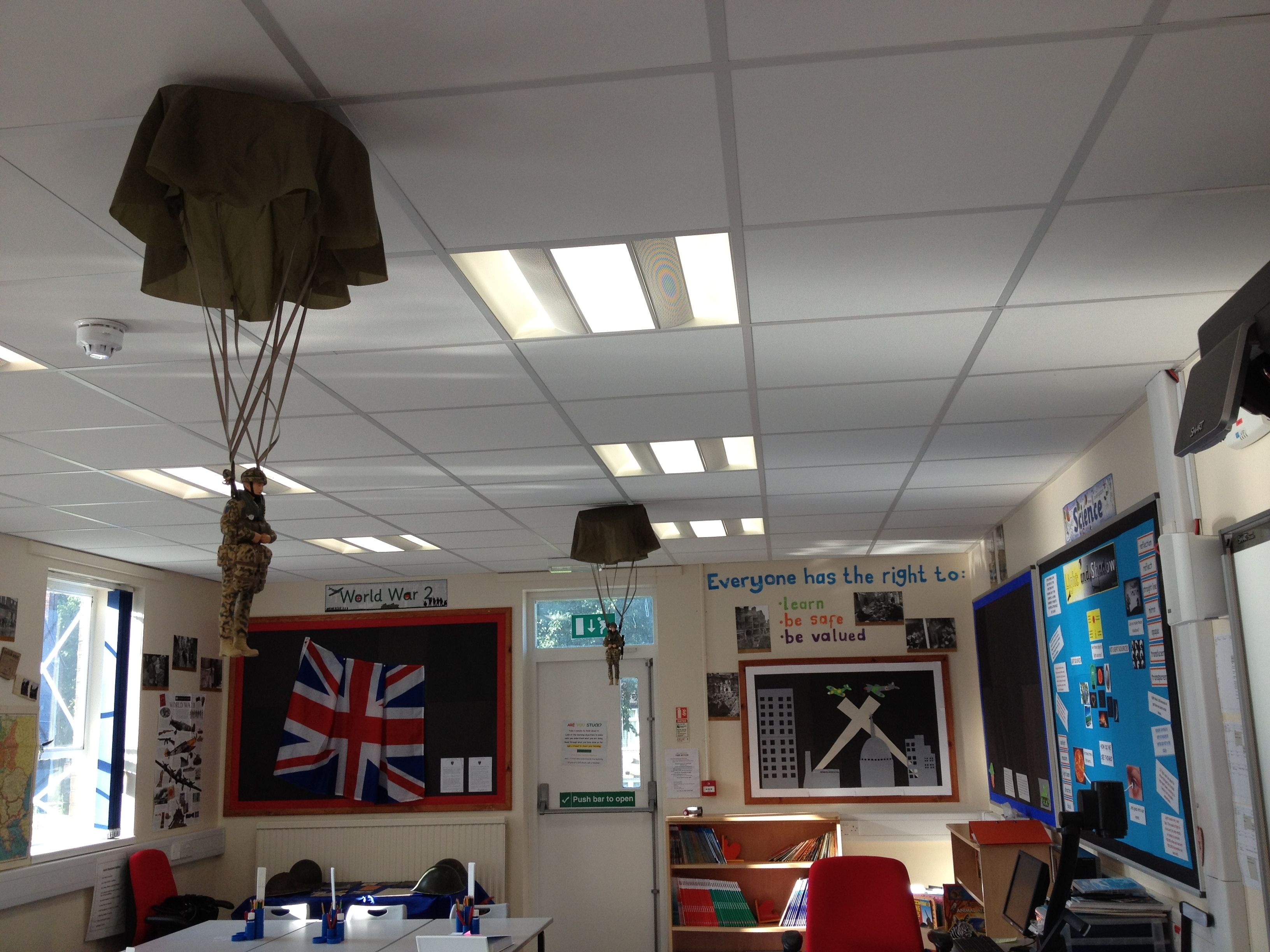 World War 2 Display