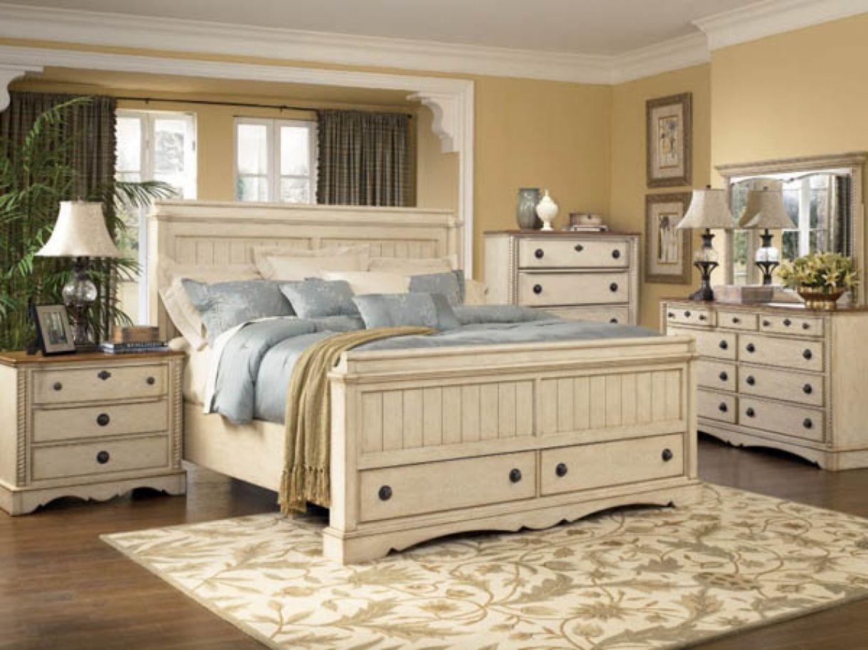36+ Cottage style bedroom furniture sets ideas