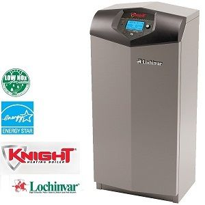 Lochinvar Knight Heating Boiler 96 Efficiency 96 600 Btus Output