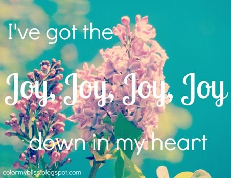 Color My Bliss: May Your Heart be Filled with JOY! #joy