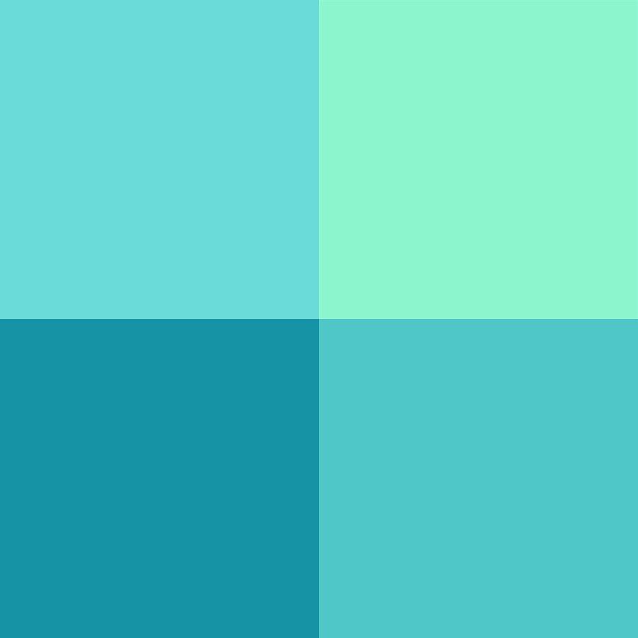 Цвет аквамарин картинка