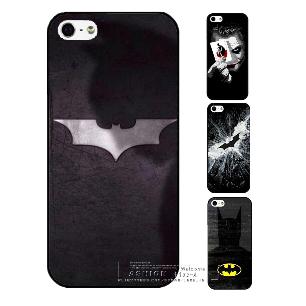 Pics photos batman logo evolution design for samsung galaxy case - Silver Batman Phone Case For Apple Iphone 4 4s 5 5s Se 5c 6 6s 7