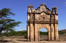 Conocer el estadoLara. Las ruinas del portal de la Iglesia La Pastora son el testimonio de la primera Iglesia construida en el pueblo de carora para la fecha de 1776.