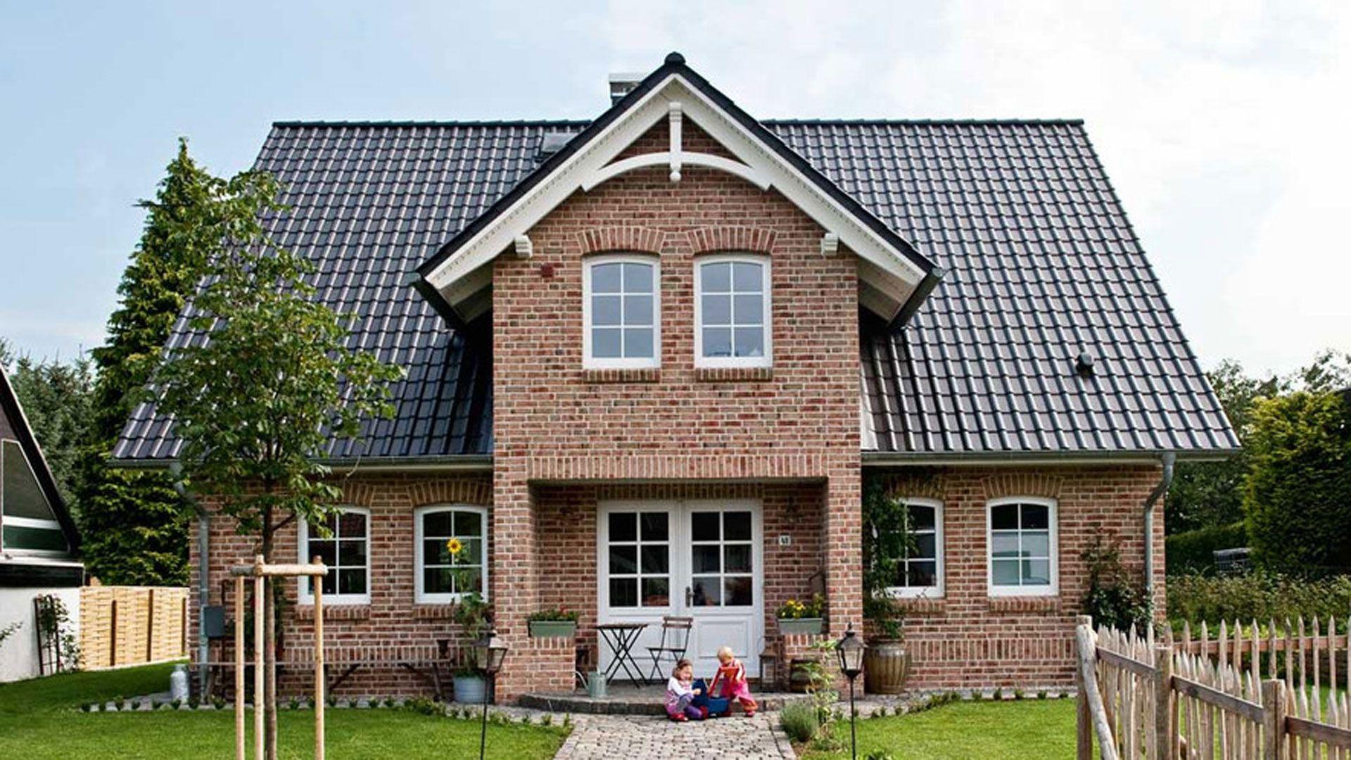 Bauherrenreportage Landhaus mit Liebe zum Detail Haus