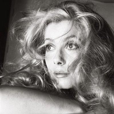 Catherine Deneuve, Richard Avedon***Research for possible future project.