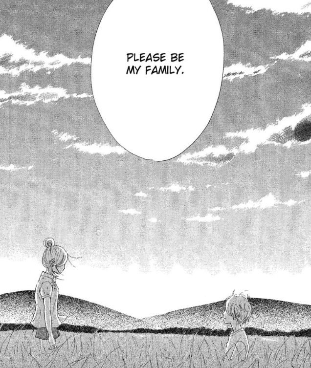 Please be my family  -Yano to Nana; Bokura ga Ita,Chapter 70  #bokuragaita #yano #takahashi
