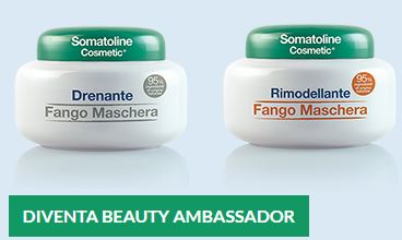Diventa Tester Fanghi Maschera con Somatoline Cosmetics