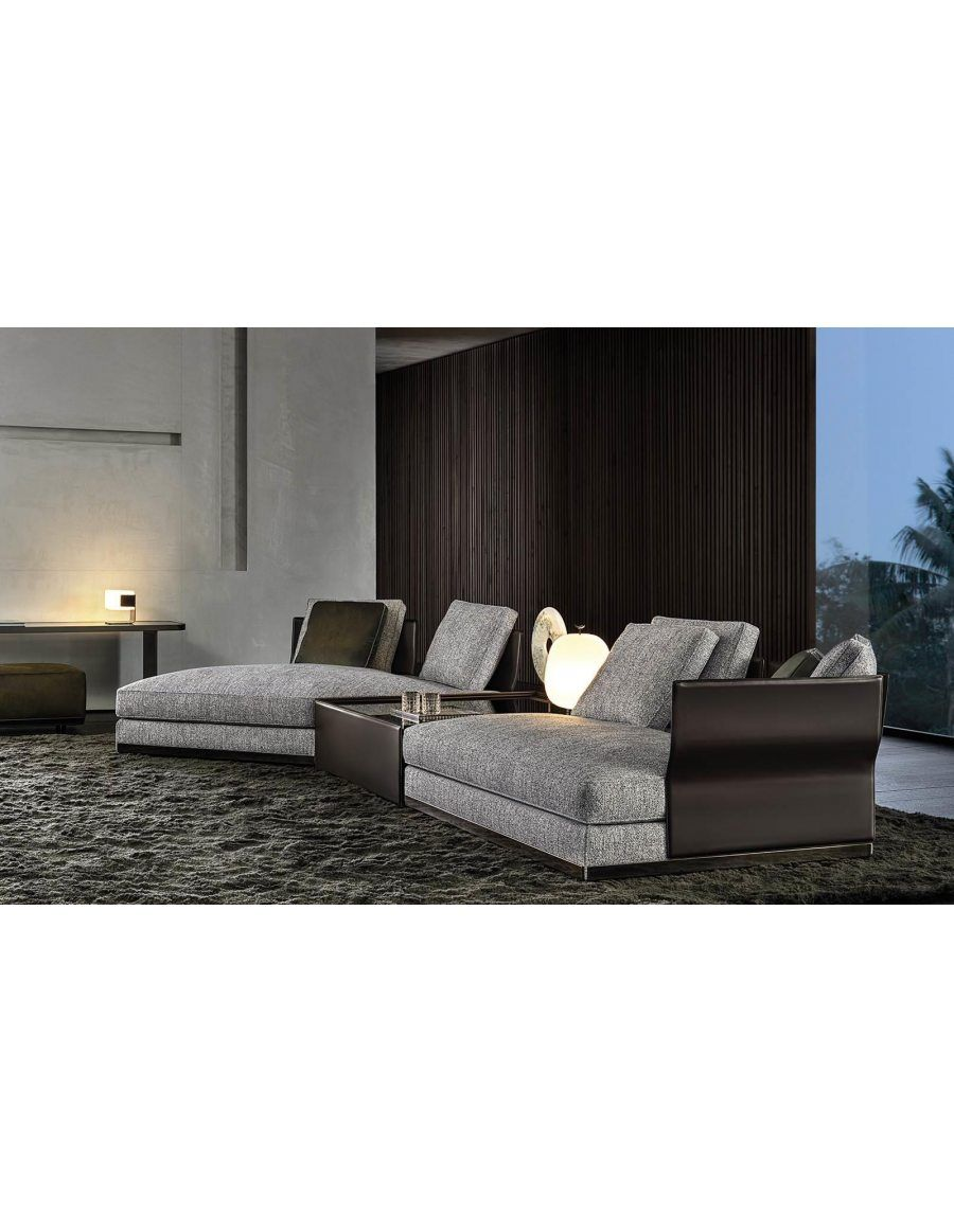 Design Bank Minotti.Minotti West Bank Van Der Donk Interieur Minotti West Design
