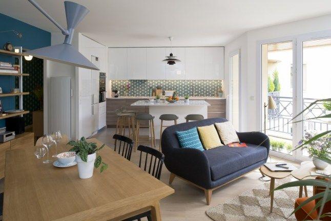 Nice Changement De Décoration Dans Un Appartement Familial   PLANETE DECO A  Homes World