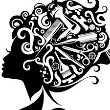 Image Result For Images Of Black Hair Stylist Salon Decals Hairdresser Beauty Shop