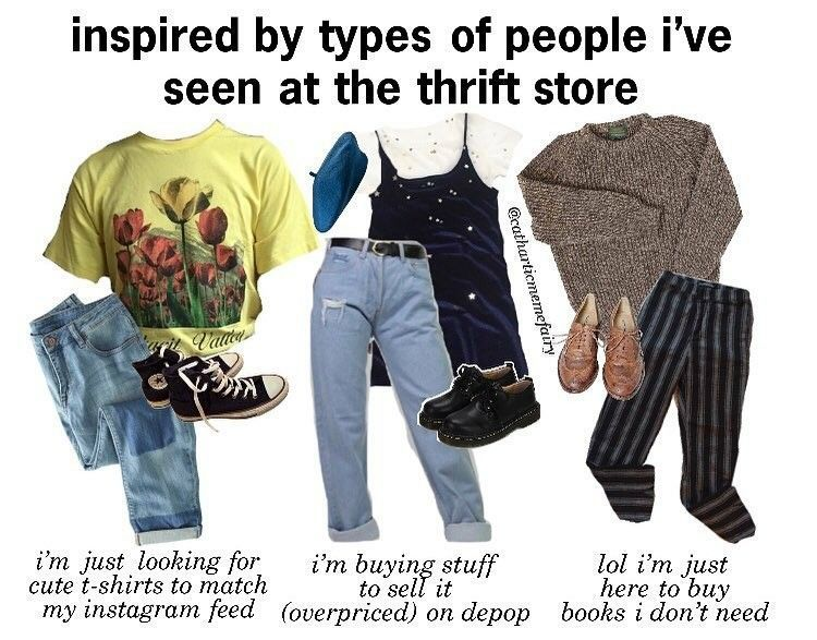 Fr Tho I Have A Whole Collection Of Books Now Just From Thrift And Discount Stores And Whatnot Aesthetic Clothes Fashion Cool Outfits