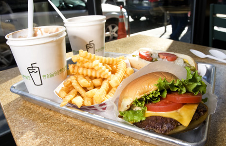 Shake shack! | Burgers and shakes, Best fast food, Cheap ...