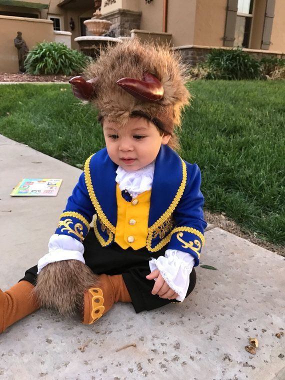Image Result For Toddler Beast Baby Beast Costume Sibling Halloween Costumes Beast Costume Toddler