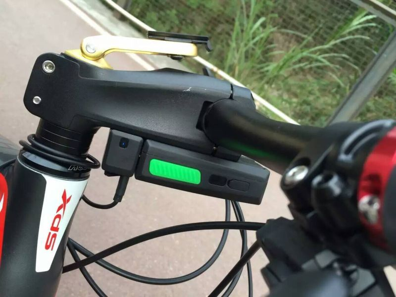 2016 New Arrival Smart Bicycle Computer Two In One With Bicycle