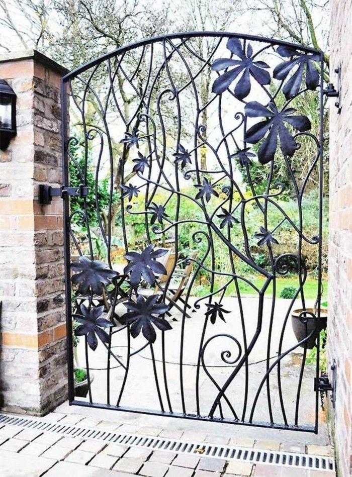 46 erstaunliche pergola gartentor vorschl ge gartengestaltung ideen garten gartentore - Gartentor pergola ...