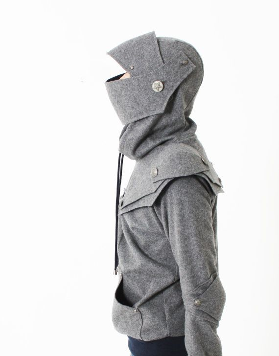 Arthur Armored Knight Medieval Armor Pullover Hoodie(100