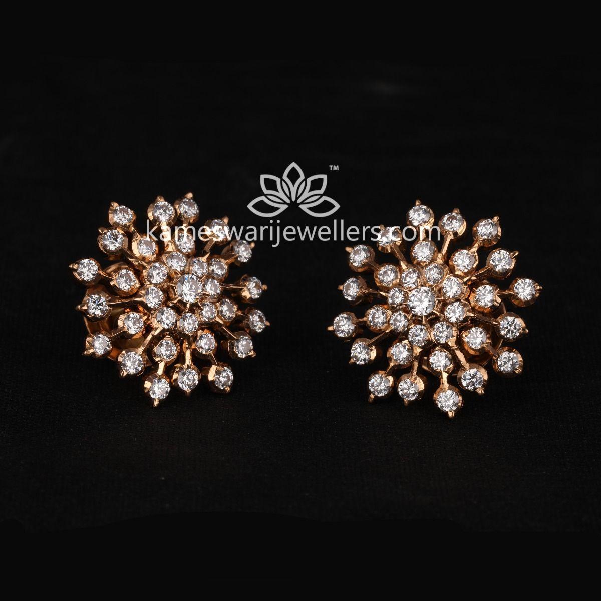 41a2937d3 Nakshatra Nostalgia in 2019 | Chandbali | Jewelry, Diamond earrings ...