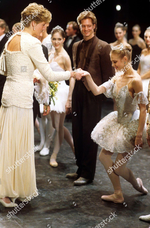 Znalezione obrazy dla zapytania princess diana ballet 1990