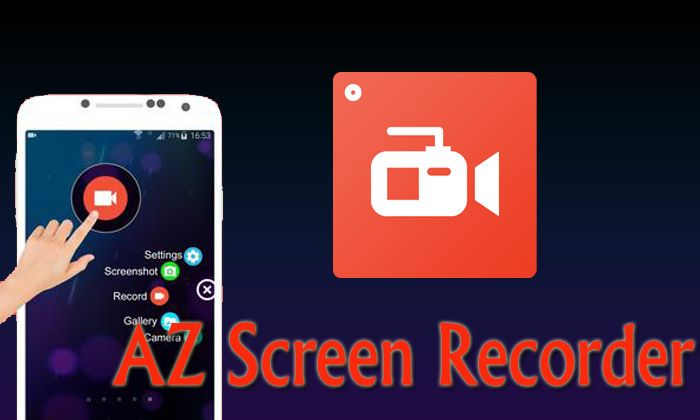 AZ Screen Recorder Apk 5.1.1 Download For Android