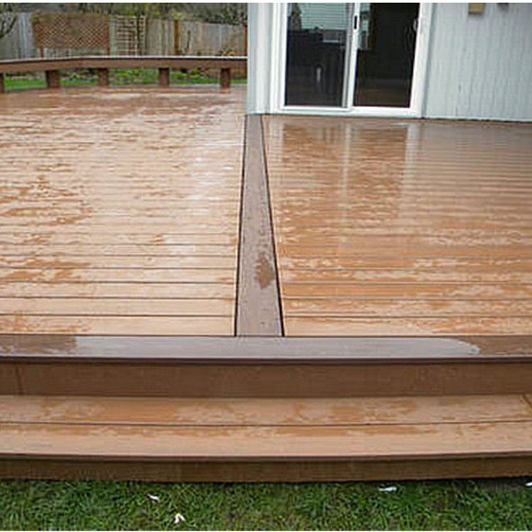 Cali Bamboo Deck Customer Reviews How To Build An With Composite Benches Est Way For Flooring