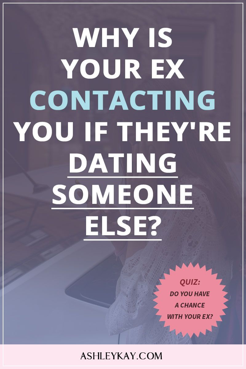 How to get over your ex dating someone else
