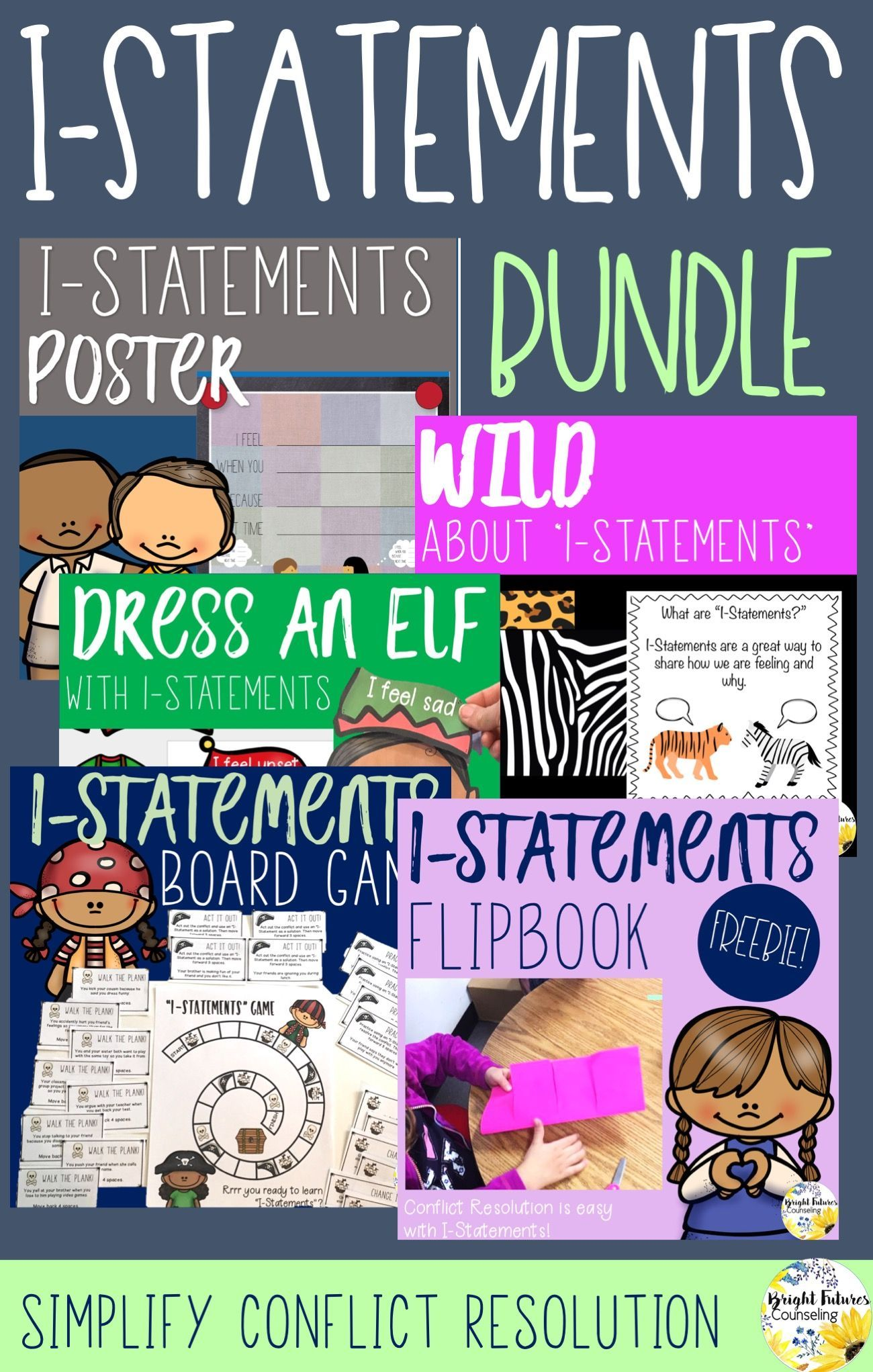 I Statements Bundle