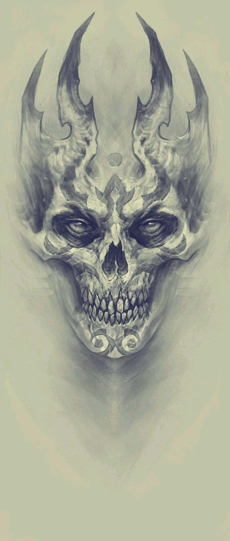 Beautiful skull                                                                                                                                                                                 More