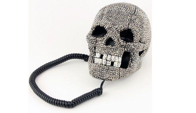 Teléfono de cráneo