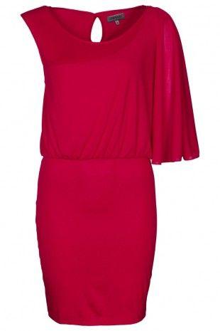 Zalando Essentials Jerseykleid red | Kleider, Zalando ...
