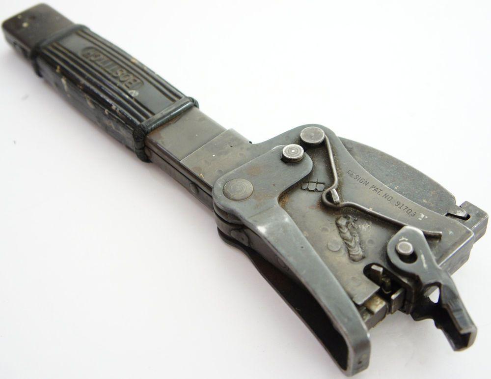 Bostitch Model H2 Hammer Tacker Stapler Bostitch Tools