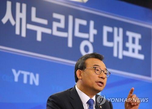 이정현 거래하듯 안넘어가정의장 물러나야 - 연합뉴스