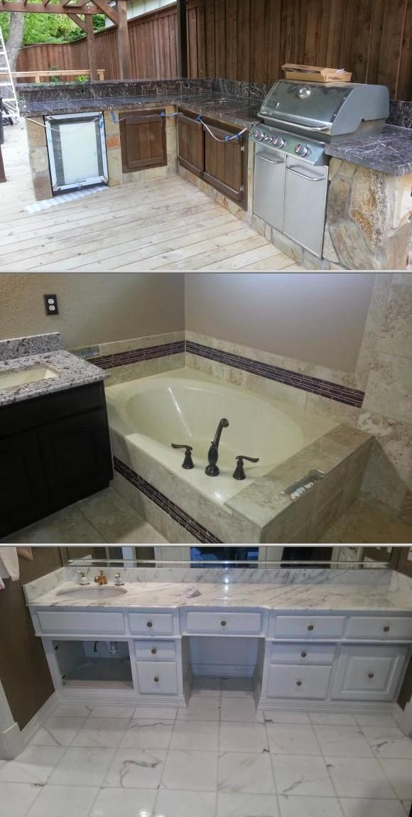 Jeron Stone N Granite Design Is A Company That Repairs Maintains