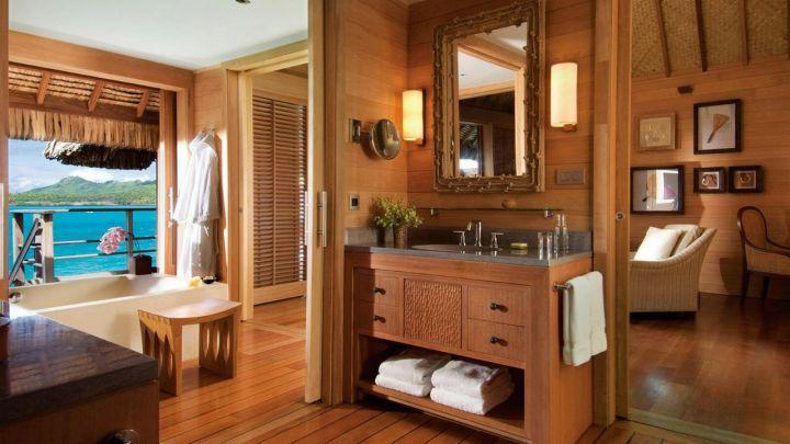 Bora Bora Villas Bungalows Four Seasons Resort Bora Bora