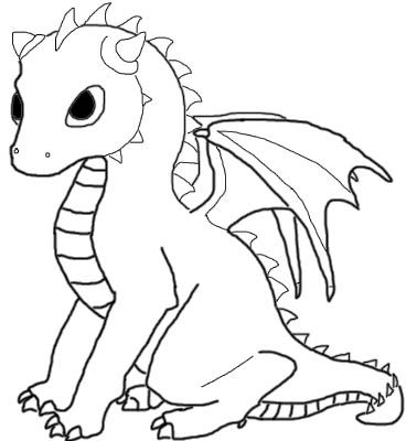 Baby dragon by PalulukanMakto on DeviantArt | Baby Dragons ...