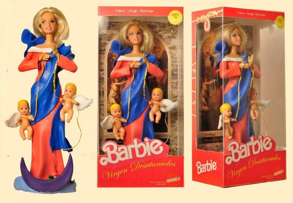 Da Maria alla dea Kali: quando la Barbie è 'sacra'