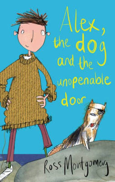 Alex,+the+Dog+and+the+Unopenable+Door(Paperback):9780571294619