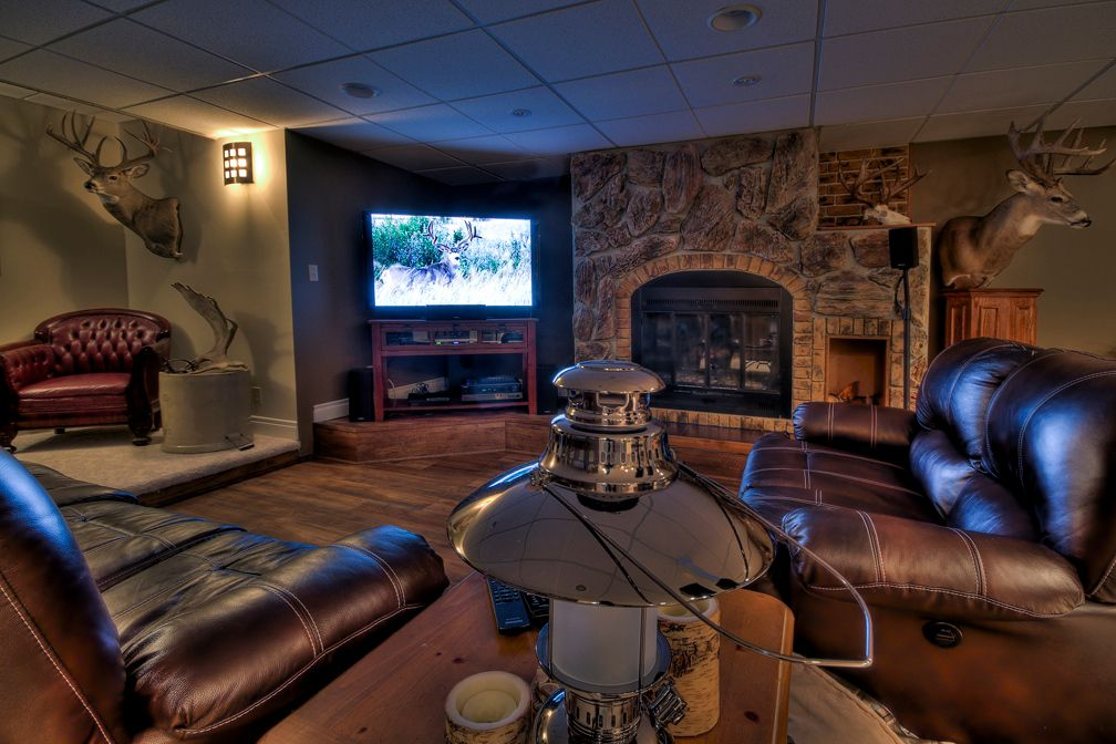 Trophy Room Alberta Outdoorsmen Forum Man Cave