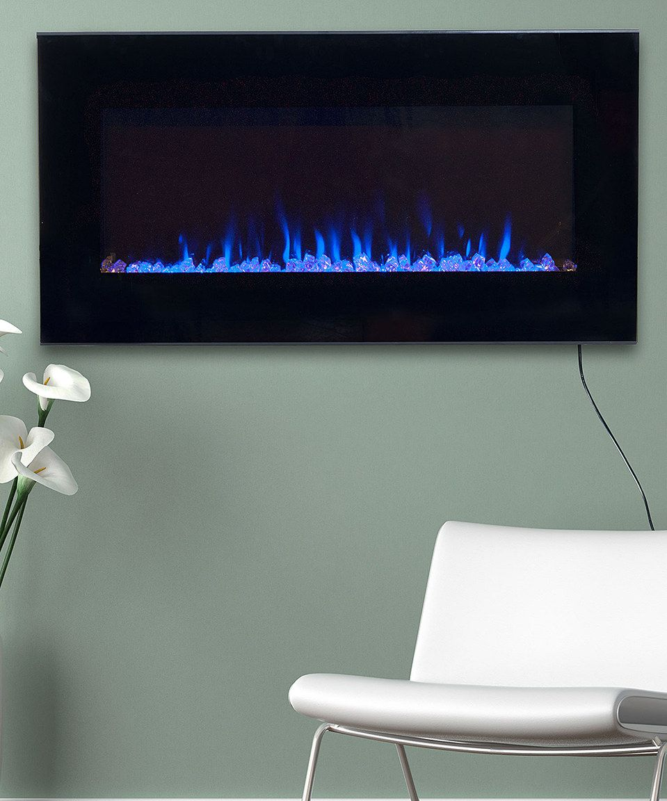 Love this Trademark Global 36'' LED Fire & Ice Electric