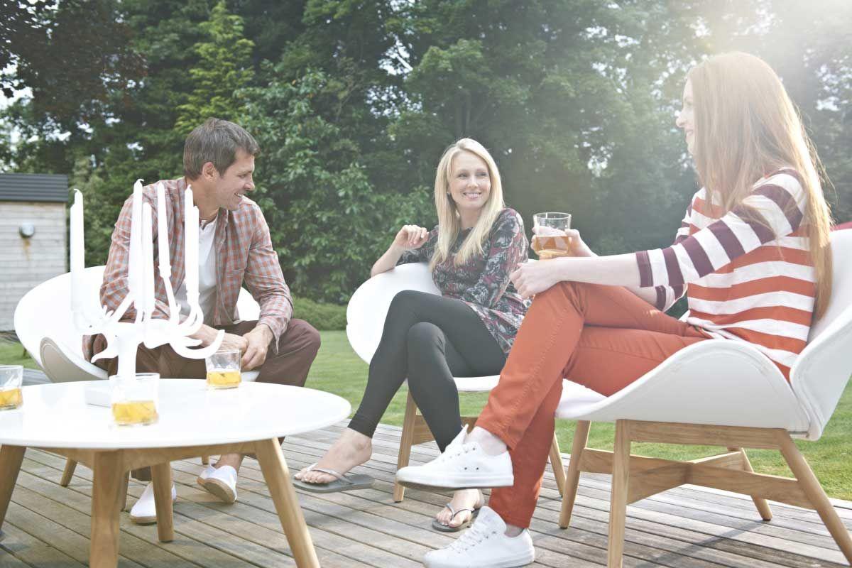 Gloster Couchtisch Dansk Acryl kaufen im borono Online Shop ...