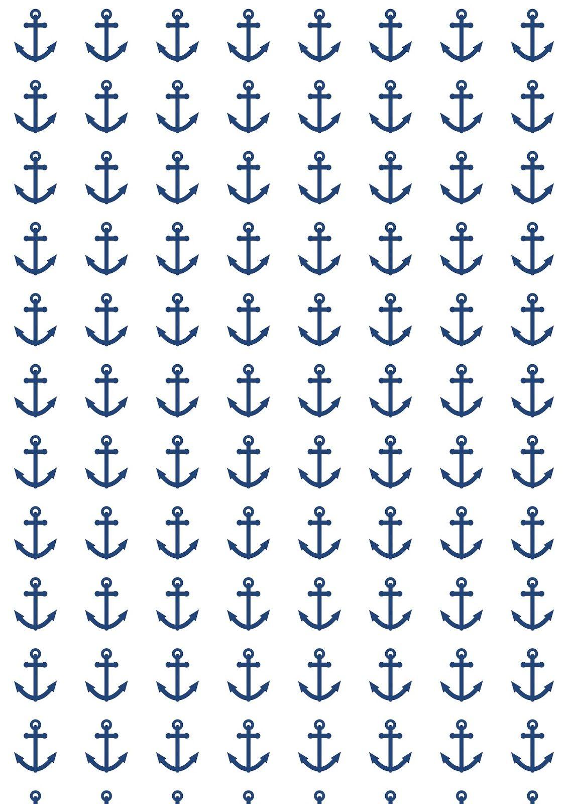 Free digital nautical scrapbooking paper - ausdruckbares ...