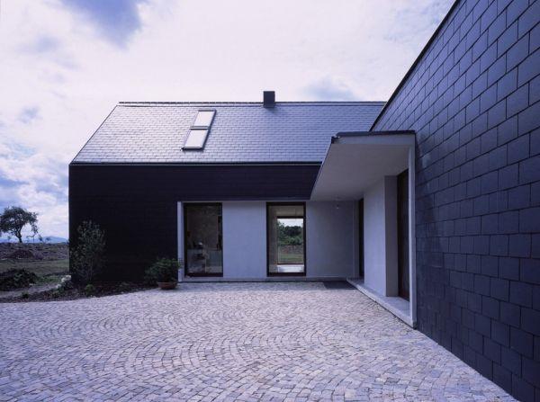 DOM+ designed by Pracownia Architektury Głowacki; Galowice k. Wrocławia / Poland