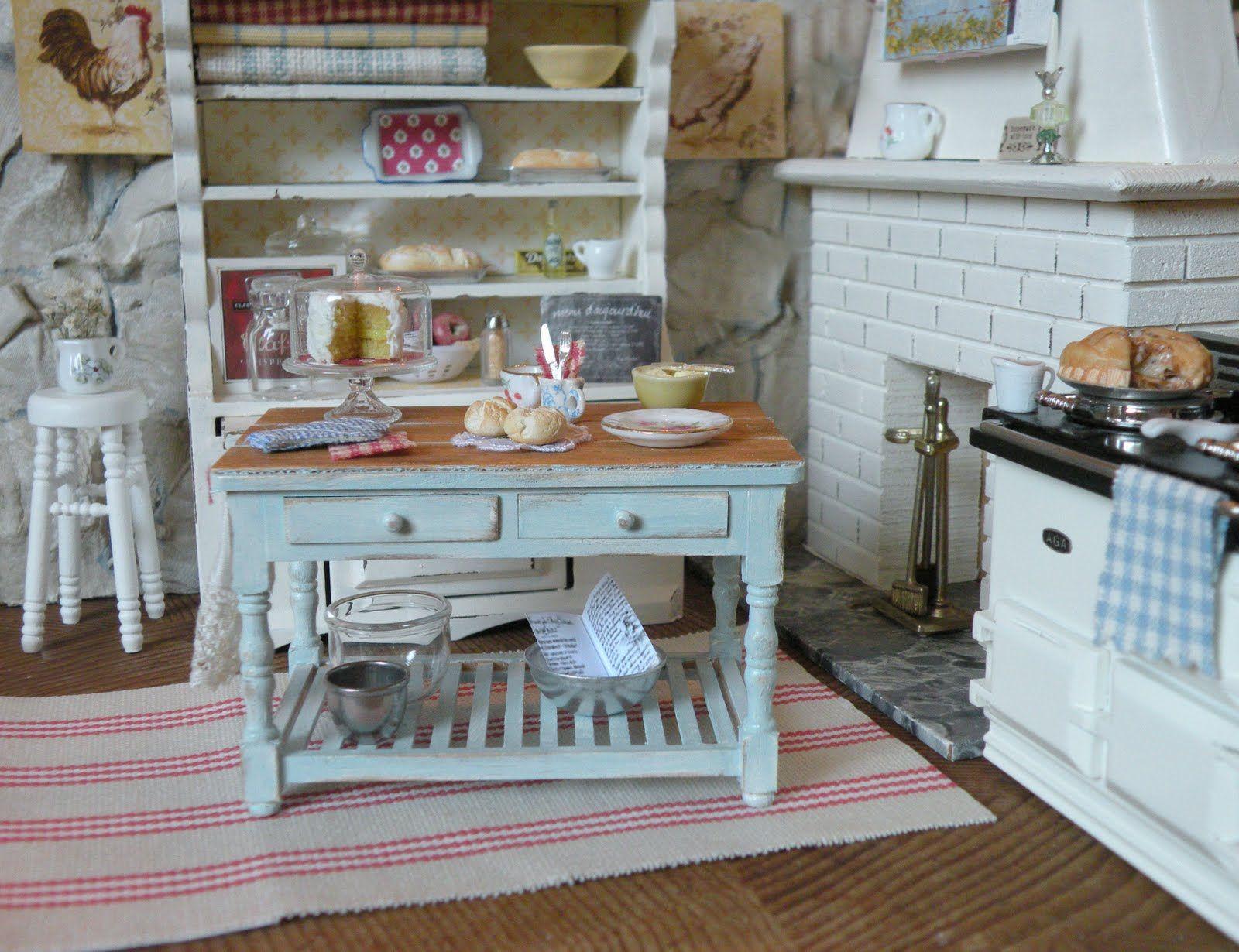 Cynthia\'s Cottage Design: ~ Miniature Dreams ~ | Miniature Cottages ...