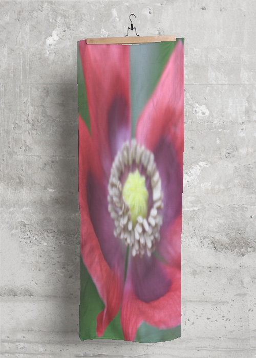 Modal Scarf - Ornamental Poppy by VIDA VIDA szAiquH7R5