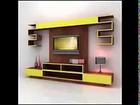 Best Tv Wall Cabinet Design Ideas For You  Bydlení  My Home Pleasing Wall Cabinet Designs For Living Room Inspiration