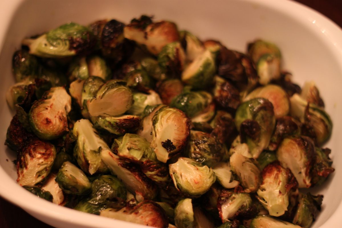 Best Brussels Ever Sprout Recipes Brussels Sprouts