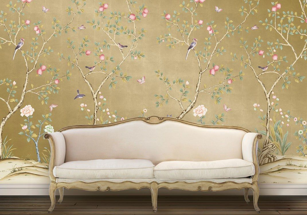 MODERN CHINOISERIE Integrate Contemporary Chinoiserie into