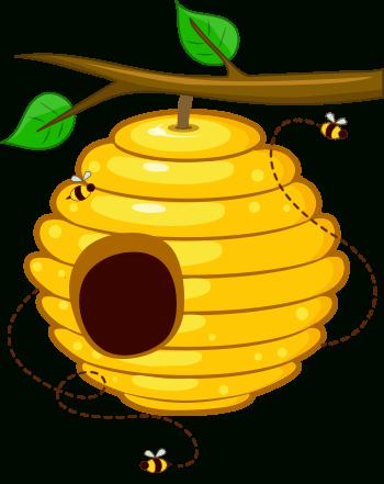 Bee Hive Clipart 8 350 X 441 Bee Pictures Honey Bee Decor Bee Art