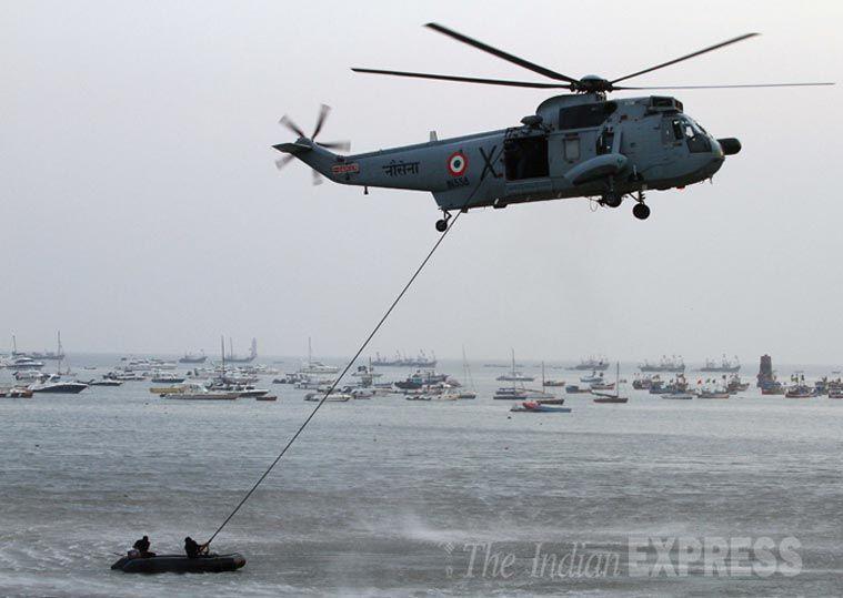 Navy Chopper Rescues 20 From Listing Merchant Vessel Social Marketing Rescue Merchants