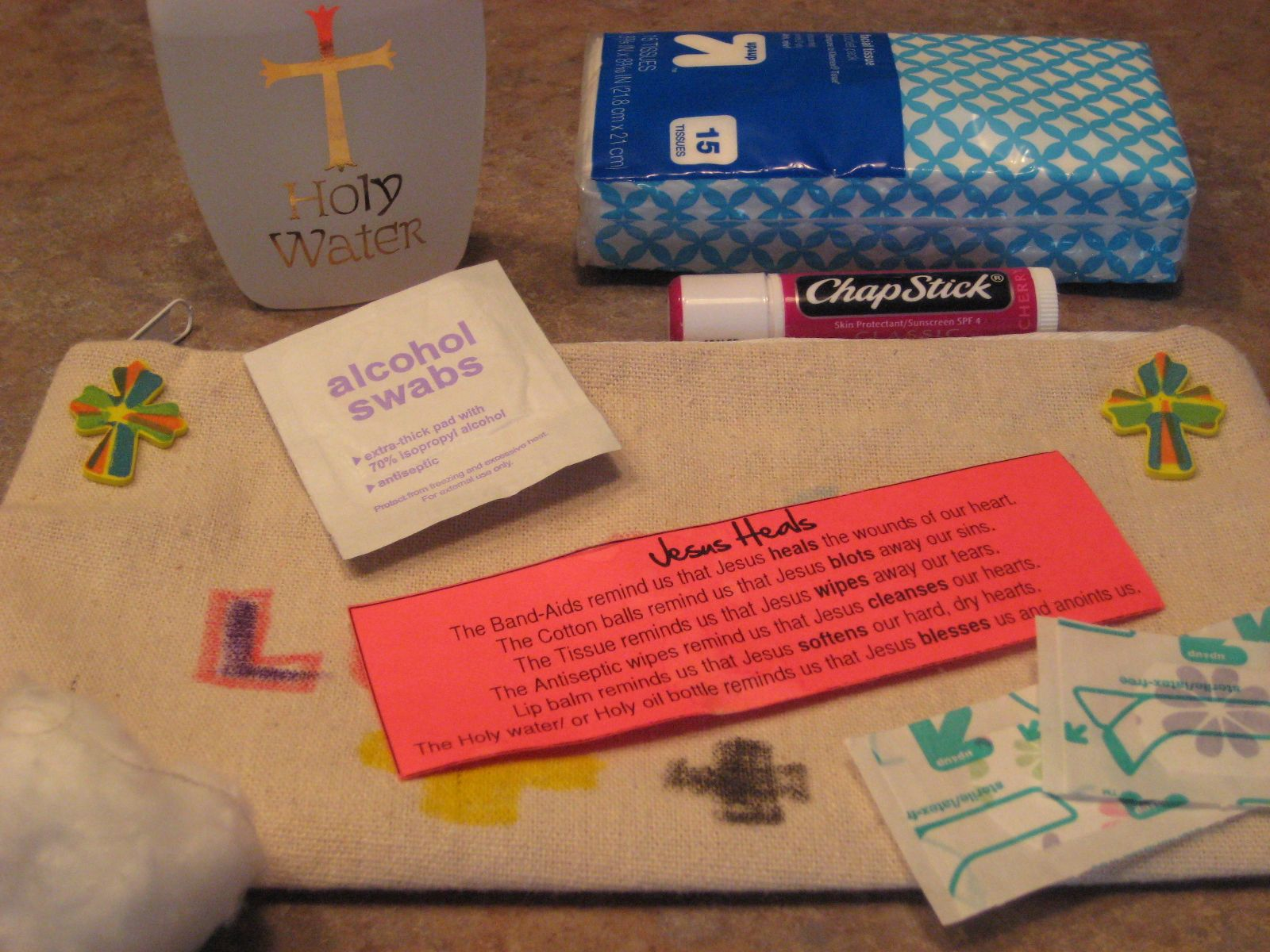 Sacrament Of Reconciliation Craft Projects