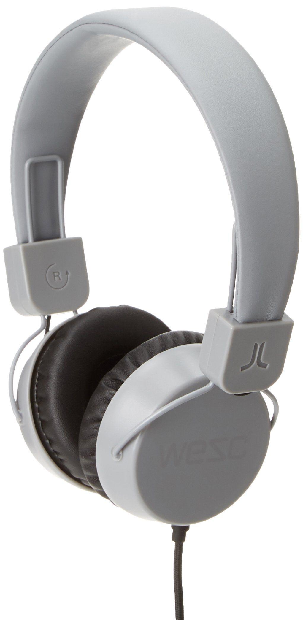 593a7224f63 Amazon.com: WeSC Unisex Pitston Street Headphones, Limestone: Electronics  Beats Headphones,